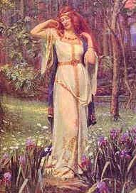 la Danza e il divino - Pagina 2 Freyia
