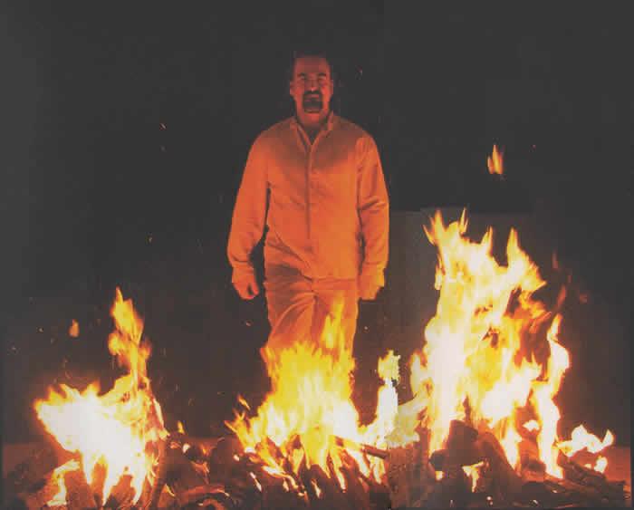 Caminando Sobre Fuego el Fuego Caminando
